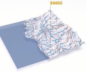 3d view of Baang