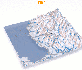 3d view of Tibo