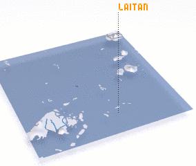 3d view of Laitan