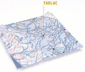 3d view of Tarlac