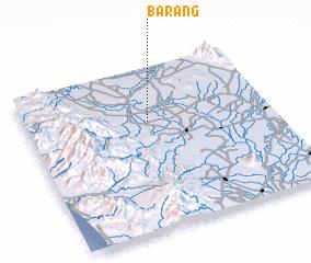 3d view of Barang