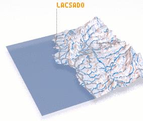 3d view of Lacsado