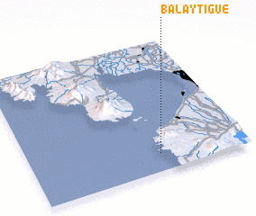 3d view of Balaytigue