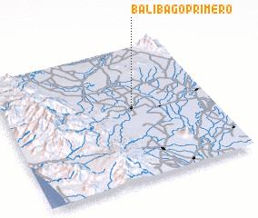3d view of Balibago Primero