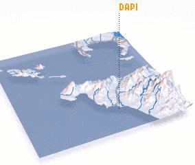 3d view of Dapi
