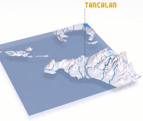 3d view of Tancalan