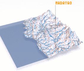 3d view of Madayao