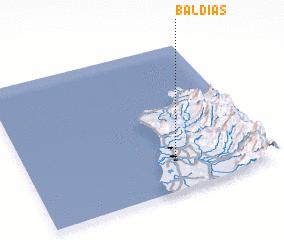 3d view of Baldias