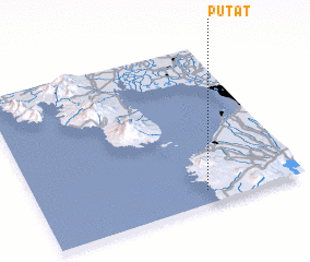 3d view of Putat