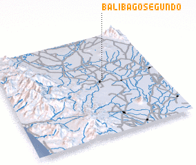 3d view of Balibago Segundo