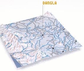 3d view of Dangla