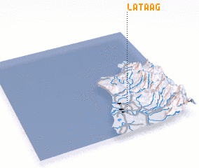3d view of Lataag
