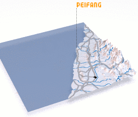 3d view of Pei-fang