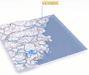 3d view of Gexiang