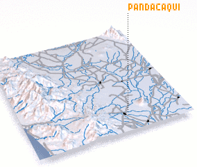 3d view of Pandacaqui