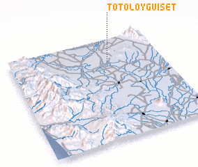 3d view of Totoloy-Guiset