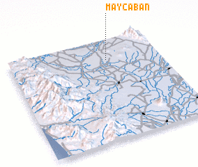 3d view of Maycaban