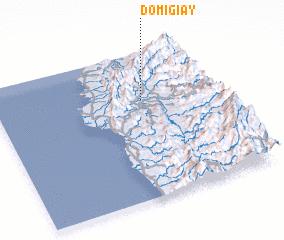 3d view of Domigiay