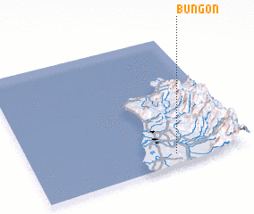 3d view of Bungon