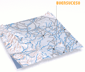 3d view of Buensuceso