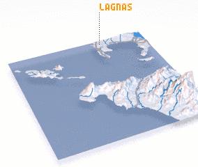 3d view of Lagnas