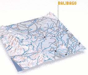 3d view of Balibago