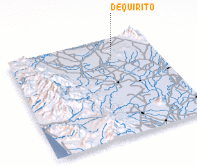 3d view of Dequirito