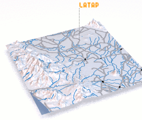 3d view of Latap