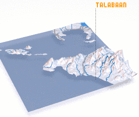 3d view of Talabaan