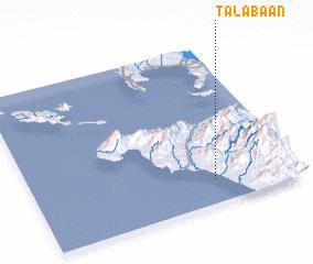 3d view of Talabaan