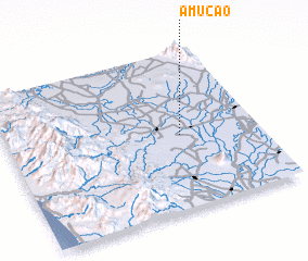 3d view of Amucao