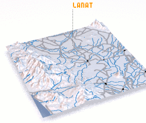 3d view of Lanat