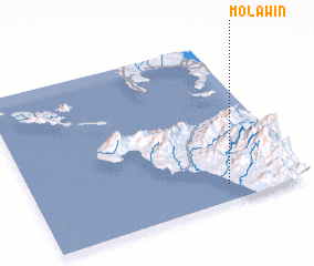 3d view of Molawin