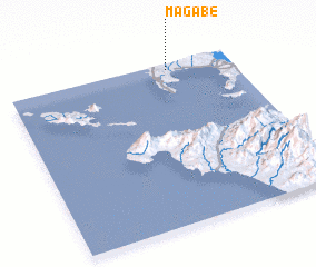 3d view of Magabe