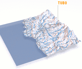 3d view of Tubo