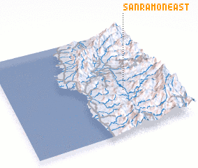 3d view of San Ramon East