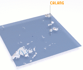 3d view of Calang