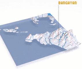 3d view of Bangayan