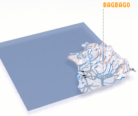 3d view of Bagbago
