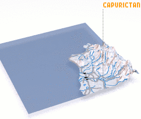 3d view of Capurictan