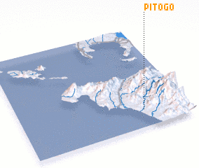 3d view of Pitogo
