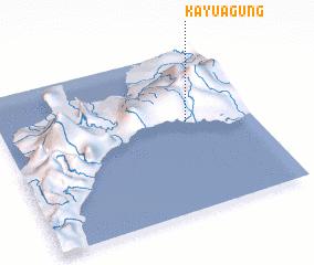 3d view of Kayuagung
