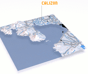 3d view of Calizon