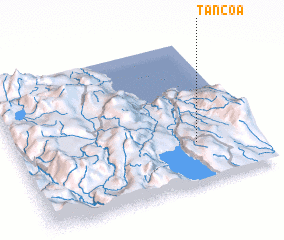 3d view of Tancoa