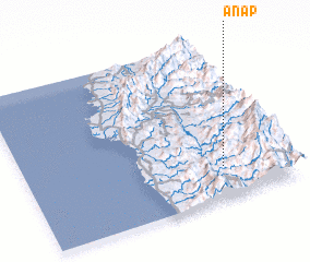 3d view of Anap