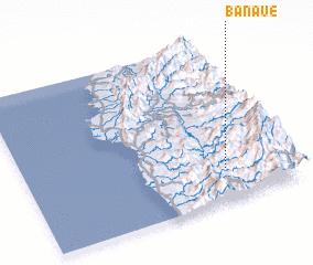 3d view of Banaue