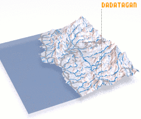 3d view of Dadatagan