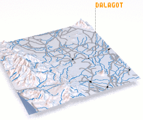 3d view of Dalagot