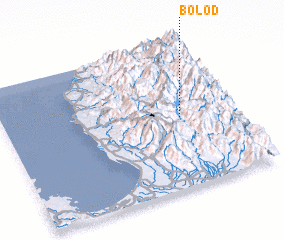 3d view of Bolod