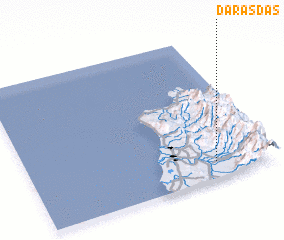 3d view of Darasdas
